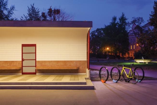 gomez, GMZ, bicycle stand, Design: David Karasek, Czechia, Brno