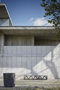 construqta, COQ, seat unit, bench, concrete, design: David Karasek, Czech Republic, Litomyšl, church, kostel, BPN